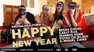 Ring in the New Year with an Orgy