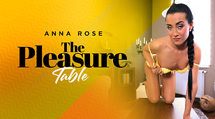 Anna Rose Give You VR Sex on a Table