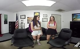 Two Teens Fuck Their Way Out Of Trouble