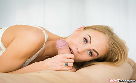 Nancy Needs Your Stepbrotherly Love in Her Pussy