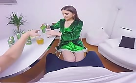 VR Porn Goes Well With St. Patrick's Day