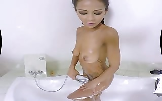 Wet Intentions - Young Horny Babe Deserves Your Attention!