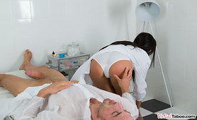 Mrs Smith Gets a Happy Ending Massage