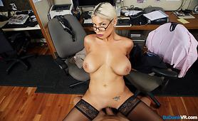Get Disciplined by your Horny Boss