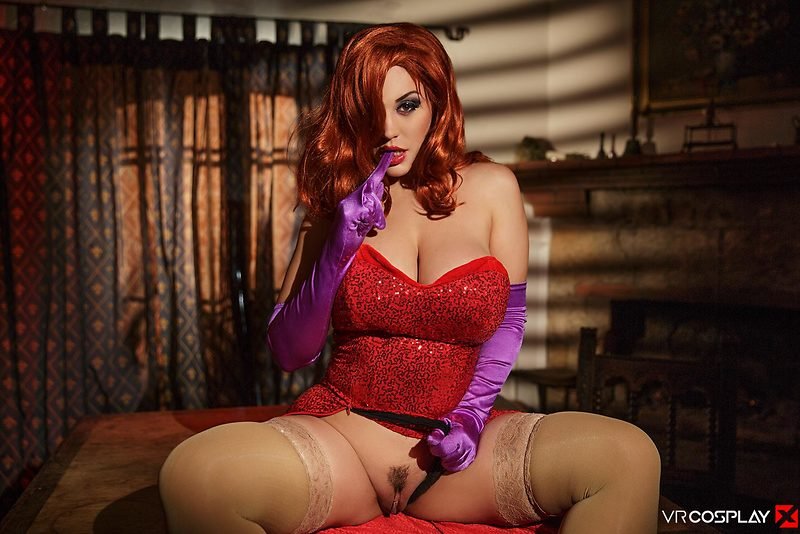 Jessica Rabbit Porn Suck - Blondie Fesser Sucks your Cock in Toontown - Videos | SEXVR.COM
