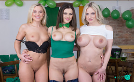 St. Patrick's Day Has you Seeing Triple