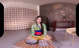 Mulan A VR Porn Parody