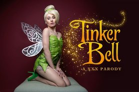 Giving Tinker Bell some of your Magical Essence