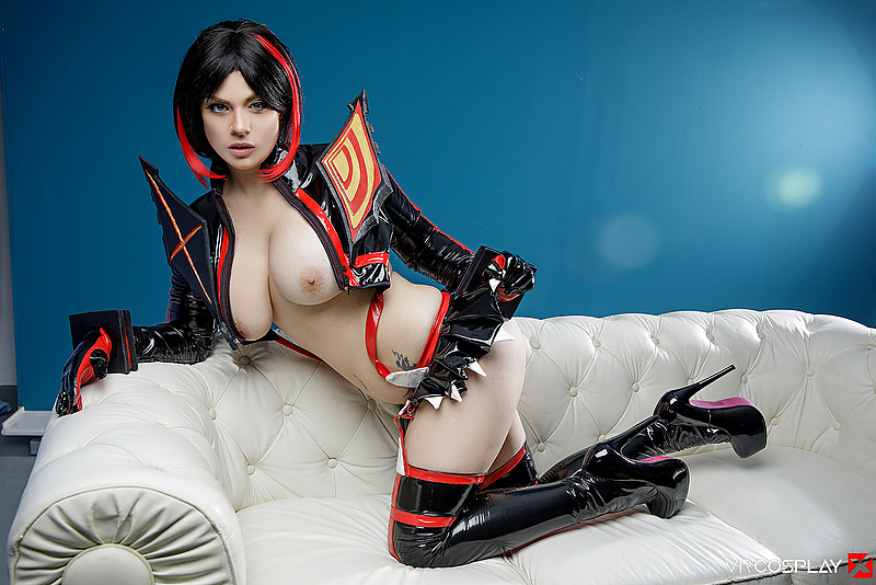 Kill la kill cosplay fuck