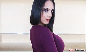 Katrina Moreno gives step Son VR Sex Lesson