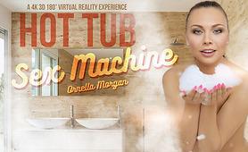 Hot Tub Sex Machine
