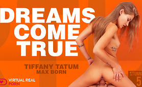 Tiffany Dreams about Fucking your Cock