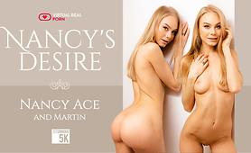Nancy's desire
