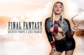 Quistis lets you into her Final Fantasy Parody