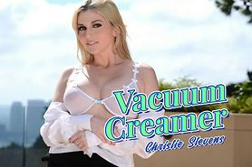 Sell Vacuums, Get Paid in Cum in VR