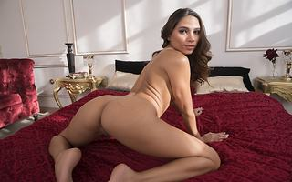 Horny Latina is Your Girlfriend and VR Sex Goddess