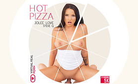 Deliver the Pizza with a Side of Hot Cum