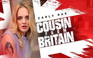 British Cousin Fucks You for VR Porn Extravaganza