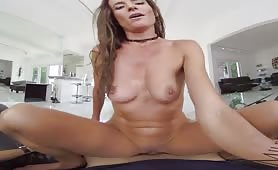 Big Dick, Little Time - Tasty VR MILF Porn